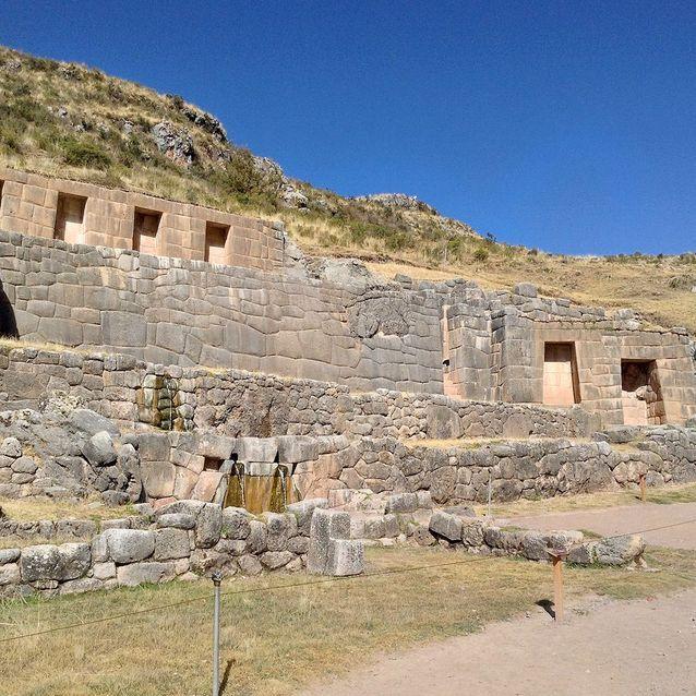 Parcourir la vallée sacrée des Incas