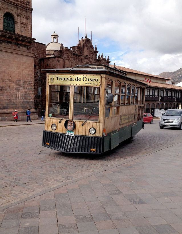 Prendre son temps à Cusco