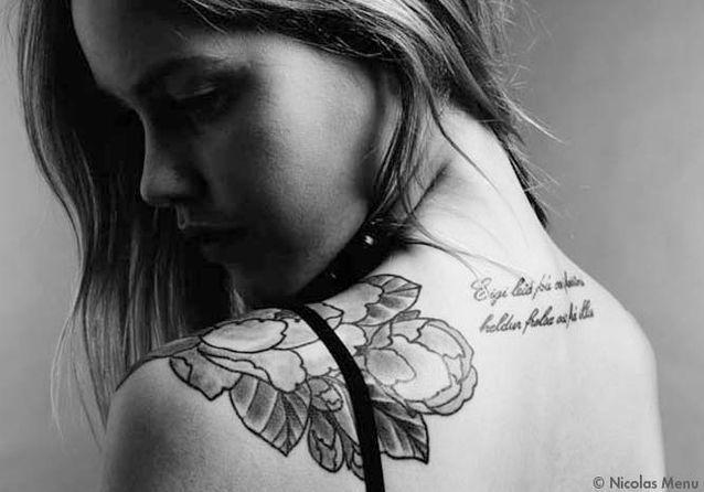 Portraits de tatoués