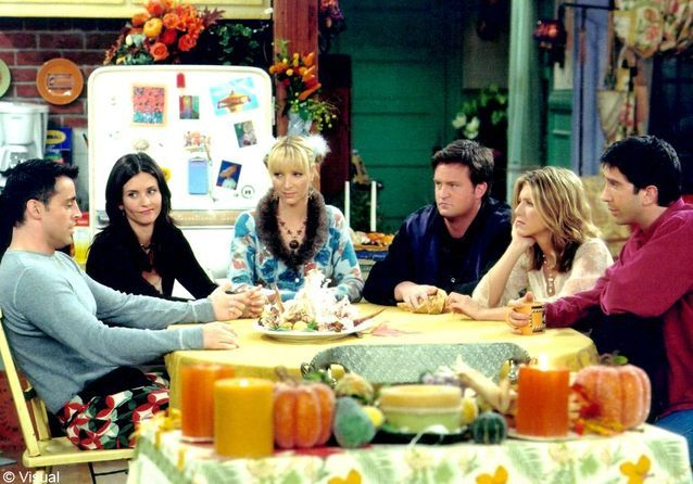 La colocation de « Friends »