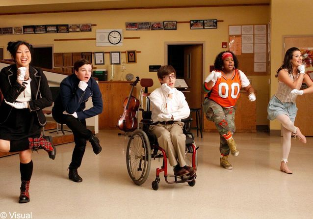 Les chorales de « Glee »