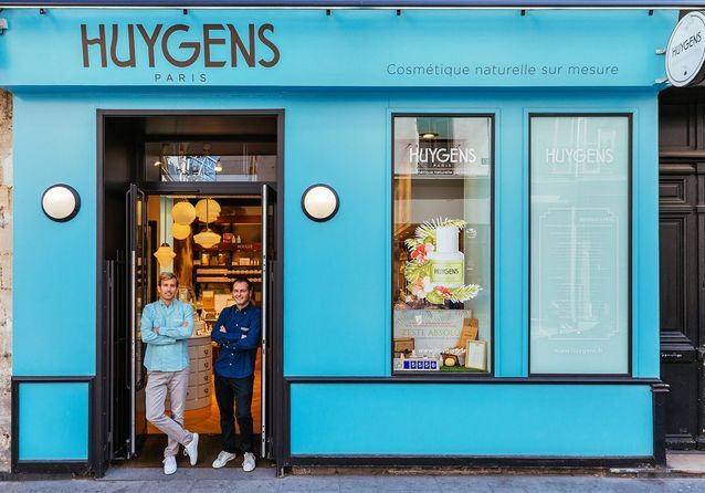 Huygens, avec Daans Sins et Sébastien Guera
