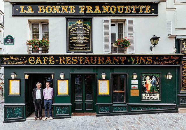 La Bonne Franquette avec Luc et Patrick Fracheboud