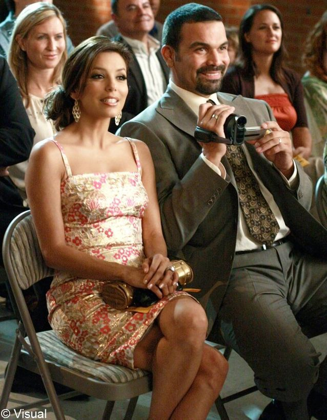 Carlos et Gabrielle Solis de « Desperate Housewives »