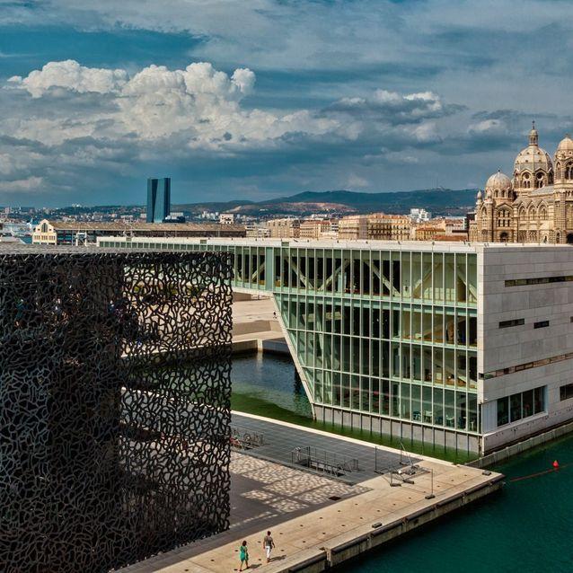Marseille : une chasse au trésor au MuCEM