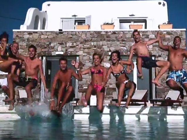 Regarder Les Ch'tis débarquent à Mykonos