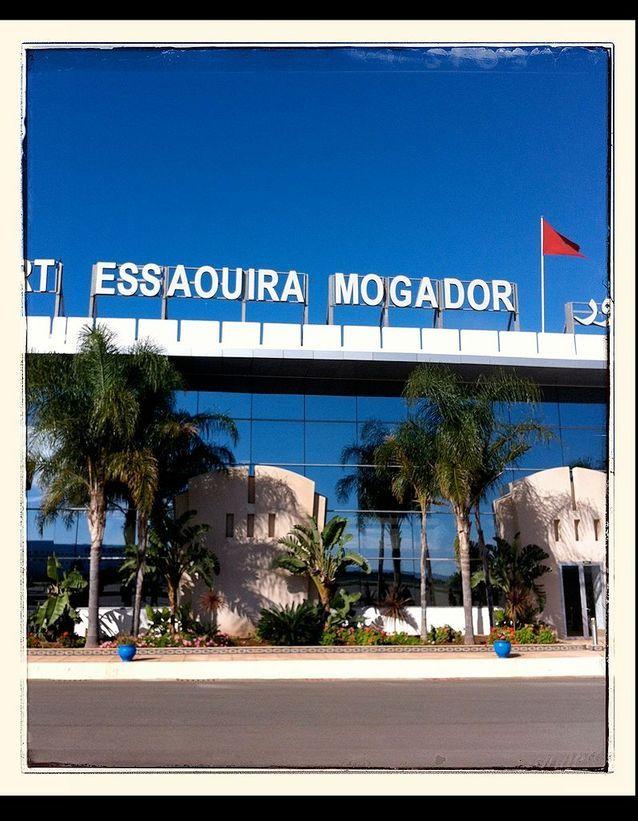 L'aéroport d'Essaouira
