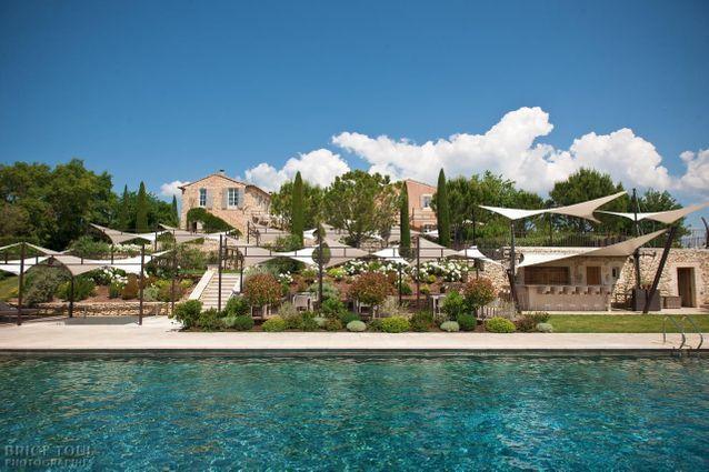 Hôtel en Provence : La Coquillade***** à Gargas