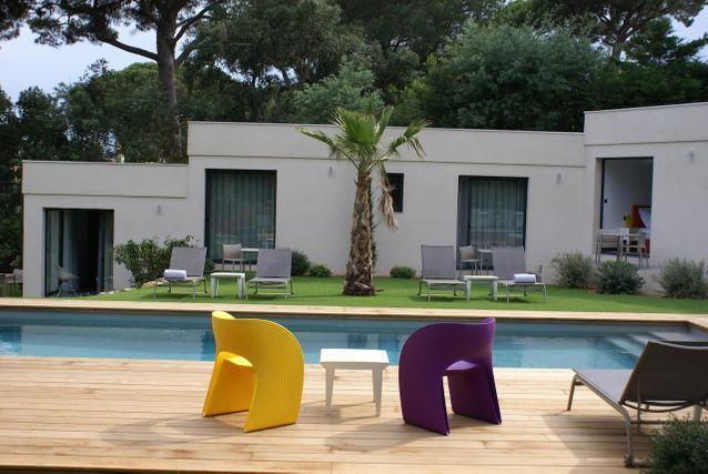 Hôtel en Provence : la Villa Californie à Grimaud
