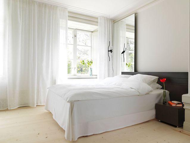 À Stockholm : l'hôtel Skeppsholmen