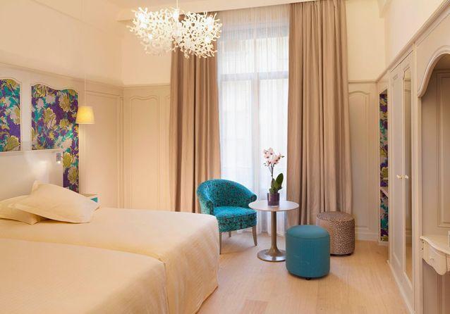 14 hôtels à moins de 4h de voiture de Paris