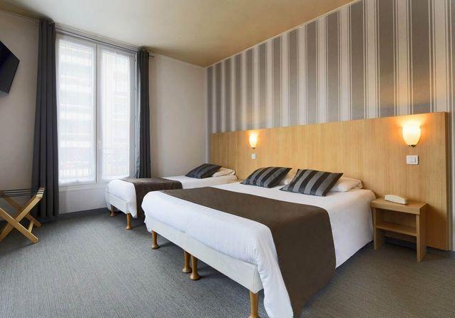 Hôtel Paris à La Villette