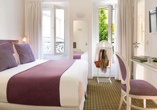 Hôtel Paris à Montparnasse
