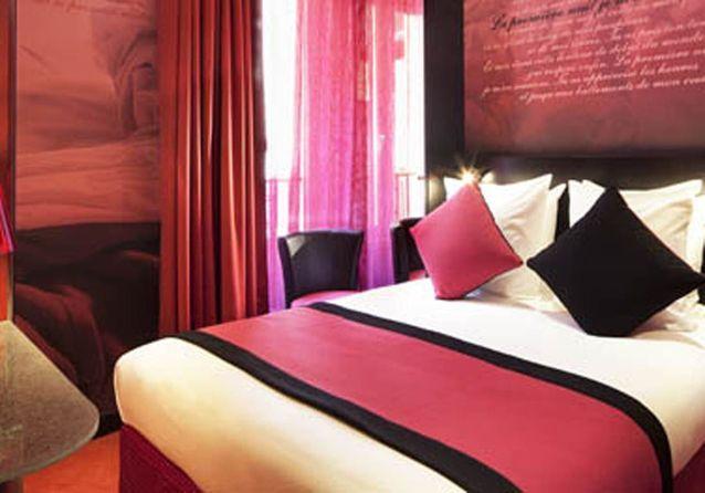 Hôtel Paris en amoureux