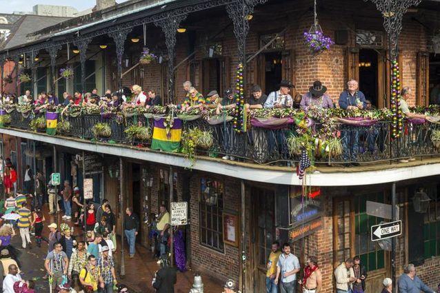 A la Nouvelle-Orléans aux Etats-Unis