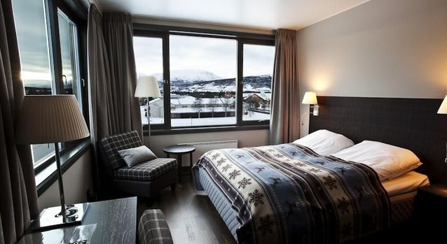 Détente dans les Fjords norvégiens