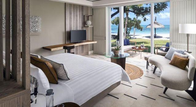Une villa de luxe à l'Ile Maurice