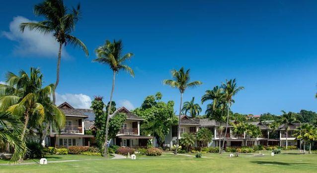 Une villa de luxe dans les Caraïbes