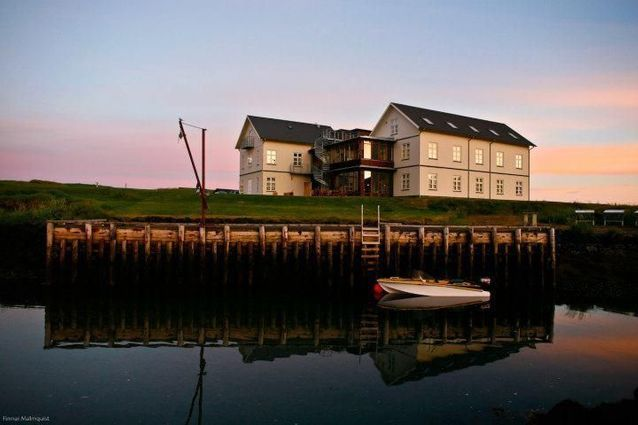 L'Hotel Búdir en Islande