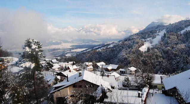 L'hôtel Yoga en Autriche