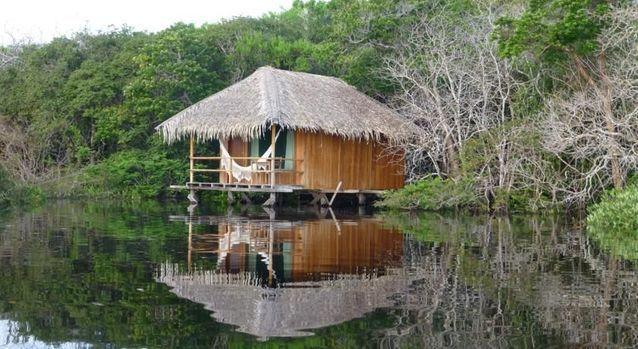 Le Juma Amazon Lodge au Brésil