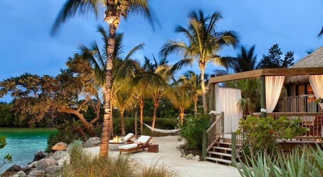 Le Little Palm Island Resort aux Etats-Unis