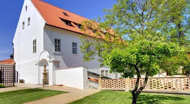Le Monastery en République Tchèque