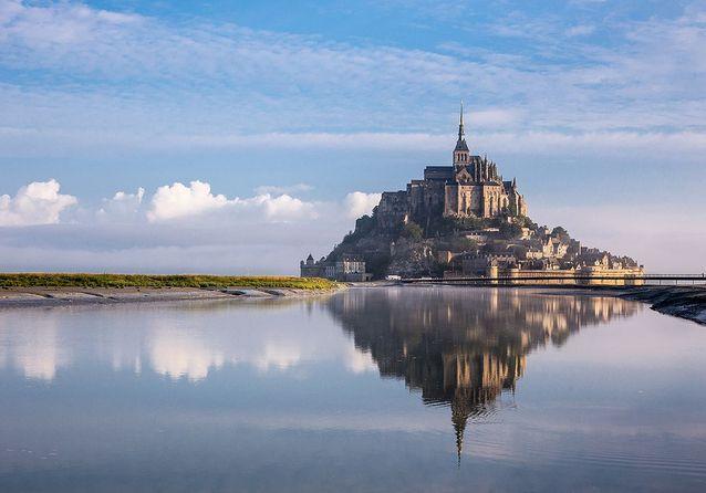 En Normandie, Le Mont Saint-Michel