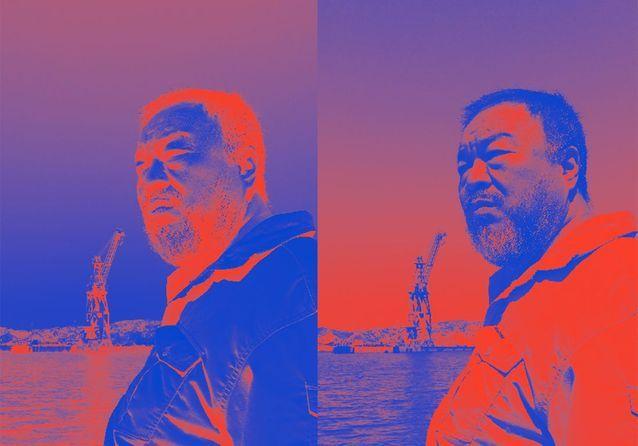 Ai Weiwei Fan-Tan au Mucem (Marseille)