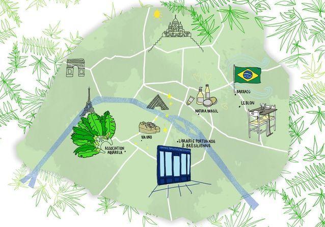 Le Brésil à Paris : 6 adresses pour vivre au rythme des Cariocas
