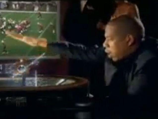 Jay Z pour Budweiser (2007)