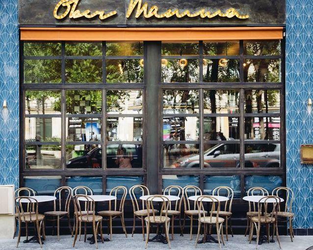 Chez Ober Mamma, dans le 11e arrondissement