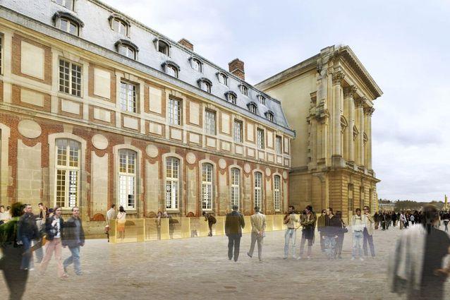 « Champeaux » et Pavillon Dufour d'Alain Ducasse