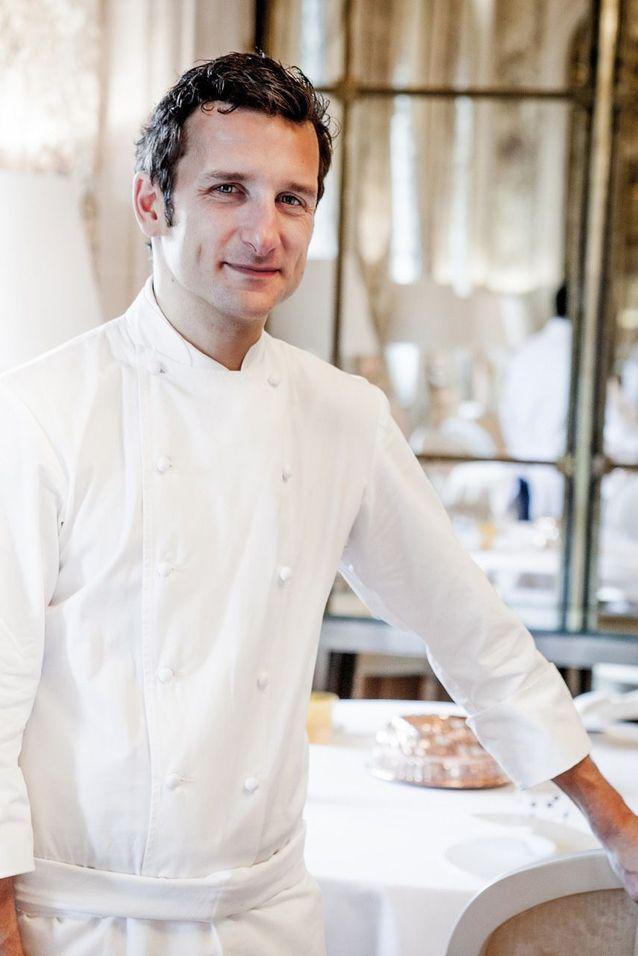 « Papillon », le premier restaurant de Christophe Saintagne