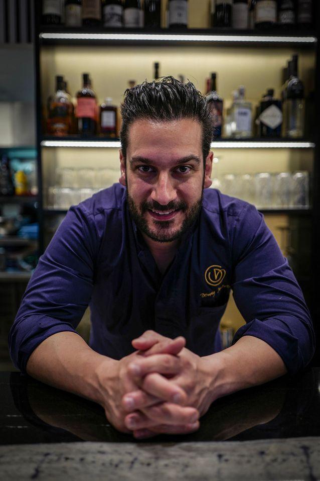 Denny Imbroisi, Promo top chef 2012