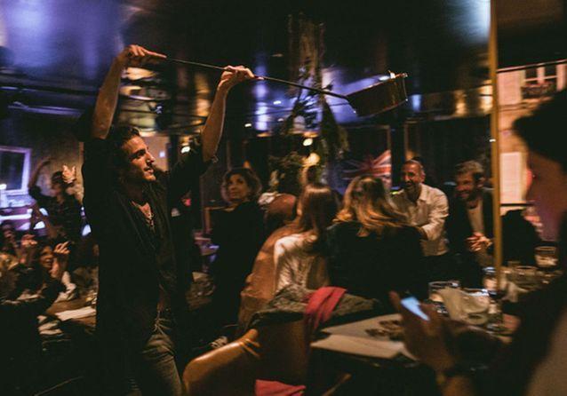Paris : Quels restaurants où faire la fête ?