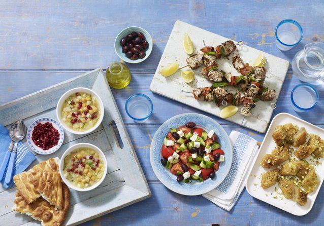 Restaurants grecs : 11 adresses pour dîner entre amis
