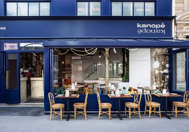 Restaurant Kanopé