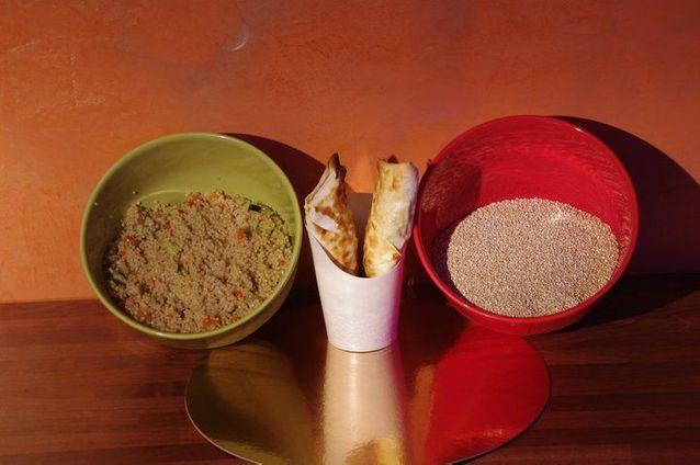 La Pause Quinoa, à Strasbourg