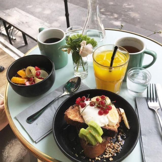 République of Coffee, le coffee shop veggie