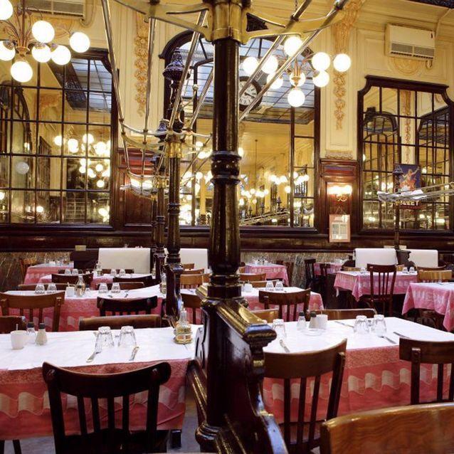 Chez Bouillon Chartier