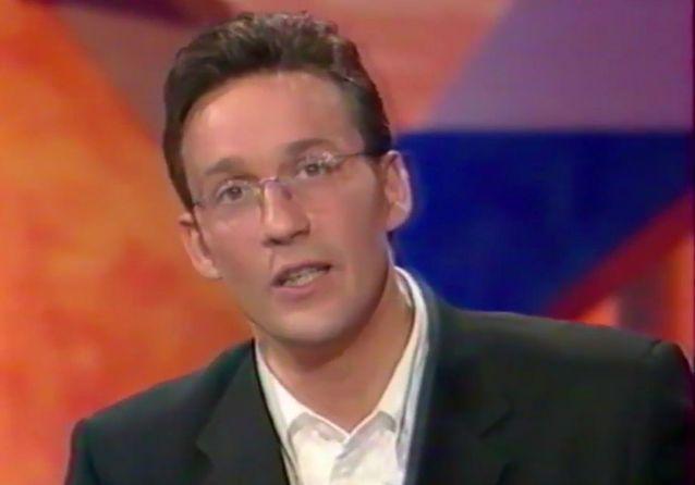 Julien Courbet en 1999