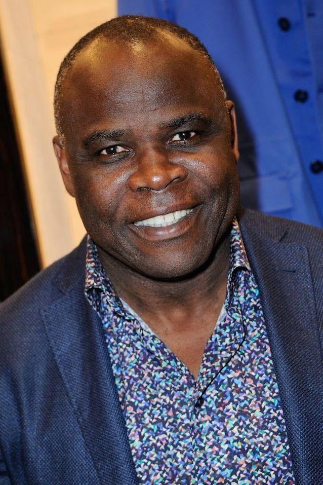 Basile Boli, ancien footballeur, 51 ans