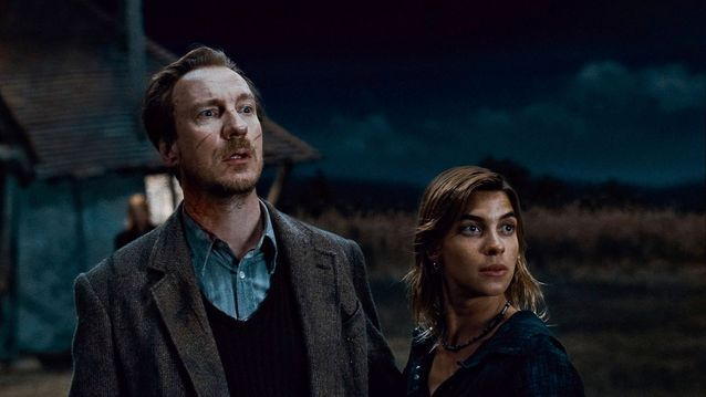 Natalia Tena dans Harry Potter
