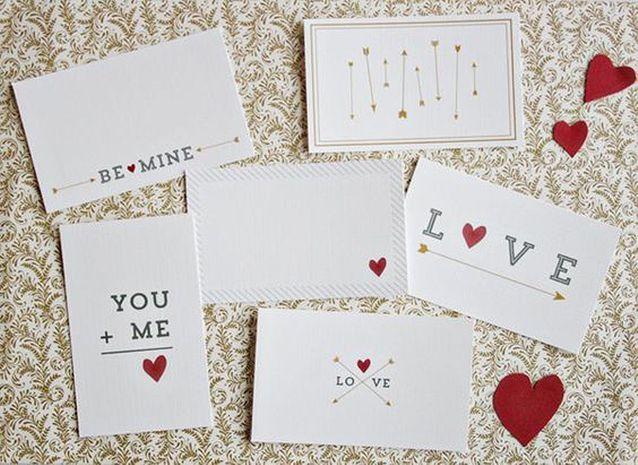 Carte Saint-Valentin pour homme