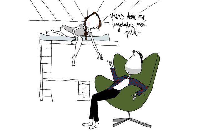 Le Kama-sutra de la semaine: 7 positions idéales pour les lits mezzanine