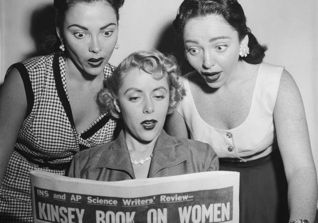 1948 : Première enquête sur la réalité d'une sexualité encore taboue