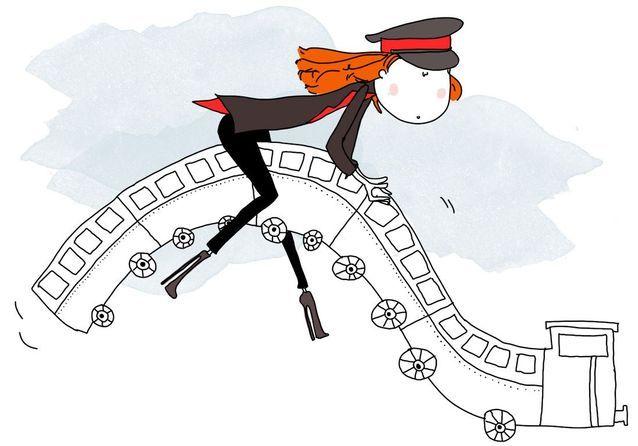 Le Kama-sutra de la semaine : 7 positions à grande vitesse pour faire l'amour dans le train