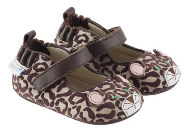 Chaussures Léopara, Robeez Chaussures girly pour jolis