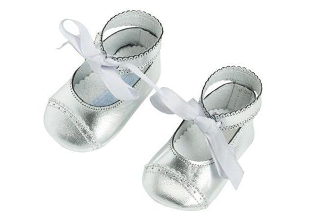 Chaussures silver Tipieds,Tartine et Chocolat